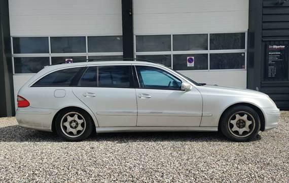 Mercedes E220 2,2 CDi Avantgarde stc.