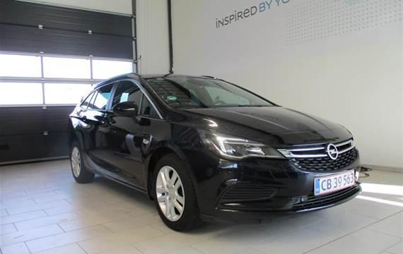 Opel Astra 1,6 Sports Tourer  CDTI Enjoy  Stc 6g