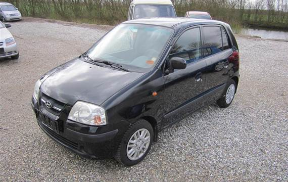 Hyundai Atos GLS Party 62HK 5d