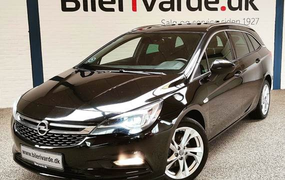 Opel Astra 1,6 CDTi 136 Best Exclusive Sports Tourer
