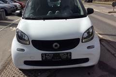 Smart Fortwo 1,0