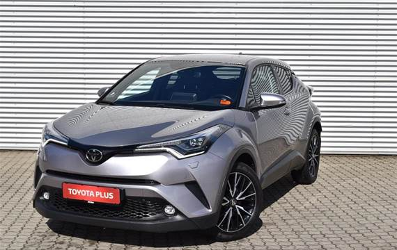 Toyota C-HR 1,2 T C-HIC Sound - LED Multidrive S  5d Aut.