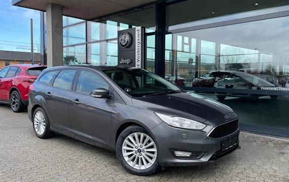 Ford Focus 1,6 TDCi Business  Stc 6g