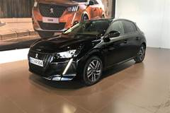 Peugeot 208 1,2 PureTech Allure Grand EAT8  5d 8g Aut.