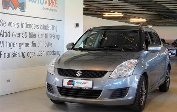 Suzuki Swift 1,2 16V GL A/C Start/Stop  5d