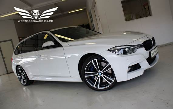 BMW 335d 3,0 Gran Turismo xDrive aut.