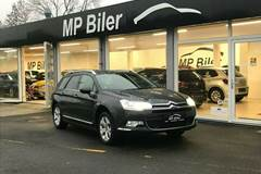 Citroën C5 2,2 HDi 200 Exclusive Tourer aut.