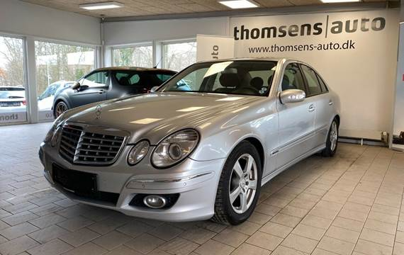 Mercedes E280 3,0 CDi Elegance aut.