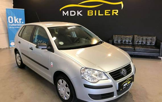 VW Polo 1,4 75 aut.