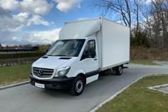 Mercedes Sprinter 316 2,2 CDi Alukasse m/lift