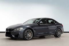 BMW M3 3,0 Competition DKG