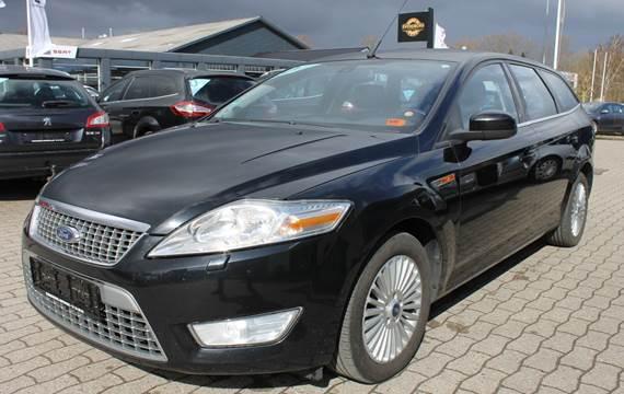 Ford Mondeo 1,8 TDCi 125 Titanium stc.