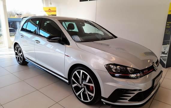 VW Golf VII 2,0 GTi Clubsport DSG