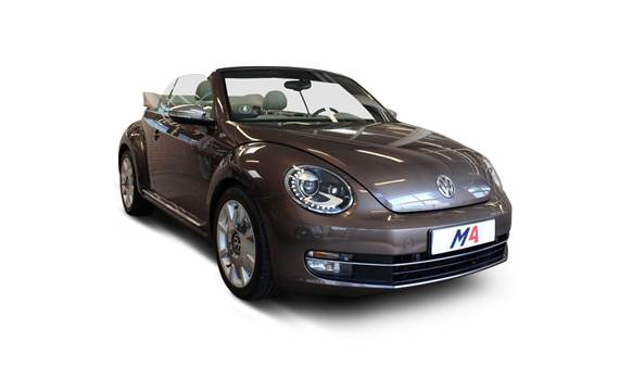 VW The Beetle 1,4 TSi 160 70 Style Cabriolet DSG