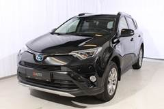 Toyota RAV4 2,5 Hybrid H3 Selected CVT