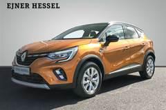 Renault Captur 1,5 dCi 115 Intens EDC
