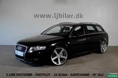 Audi A4 2,0 TDi S-line Avant