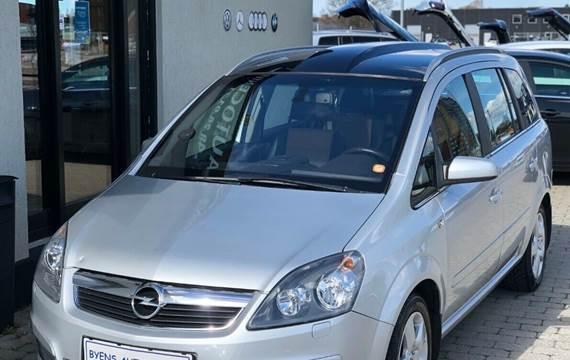 Opel Zafira 2,2 16V 150 Cosmo aut.