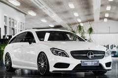Mercedes CLS400 3,5 Shooting Brake aut. 4Matic