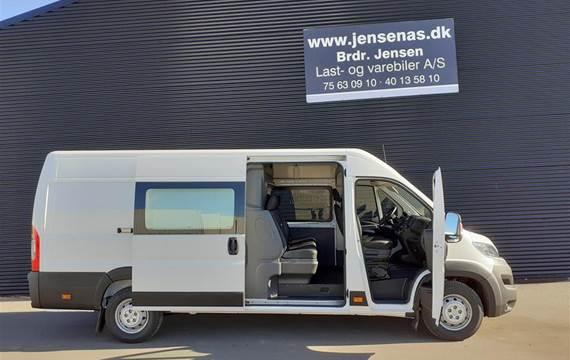 Citroën Jumper 2,2 35+ L4H2  Blue HDi start/stop  Van