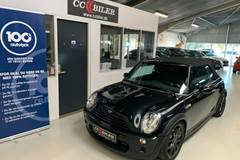 Mini Cooper S 1,6 JC Works Cabriolet