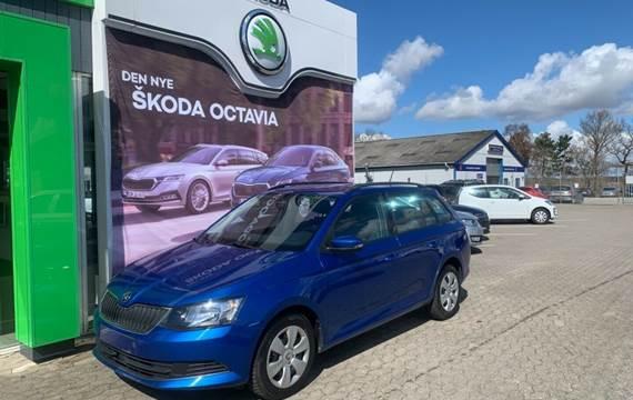 Skoda Fabia 1,2 TSi 90 Ambition Combi