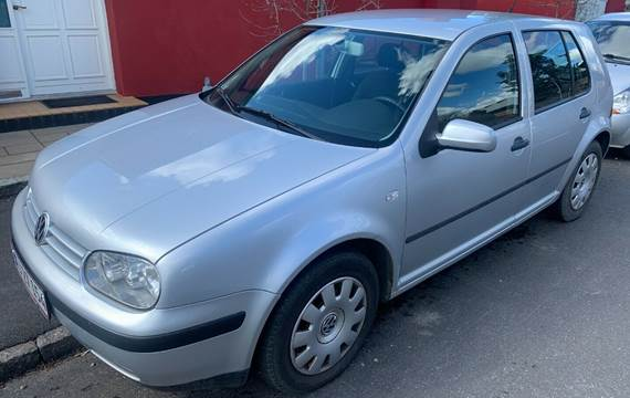 VW Golf IV 1,9 TDi 110