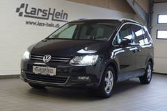 VW Sharan 2,0 TDi 170 Highline DSG 7prs