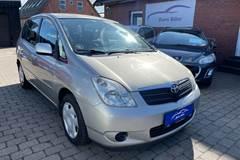 Toyota Corolla Verso 1,6 Sol