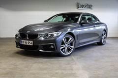 BMW 435i 3,0 Cabriolet xDrive aut.