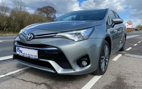 Toyota Avensis 1,8 VVT-i T2 Premium Touring Sports MDS
