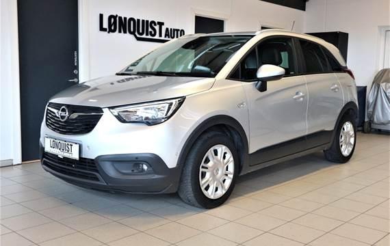 Opel Crossland X 1,2 Enjoy