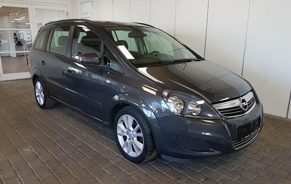 Opel Zafira 1,8 16V 140 Classic 7prs