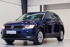 VW Tiguan 2,0 TDi 150 Comfortline + DSG