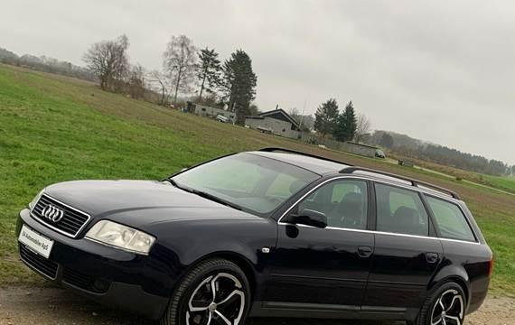 Audi A6 1,9 TDi 130 Avant