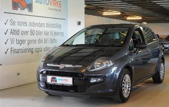 Fiat Punto 1,2 Active Start & Stop  5d