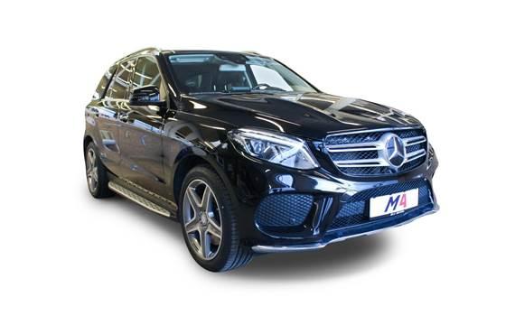 Mercedes GLE500 4,7 AMG Line aut. 4Matic