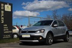 VW Polo Cross 1,4