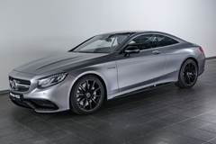 Mercedes S63 4,0 AMG Coupé aut. 4Matic+