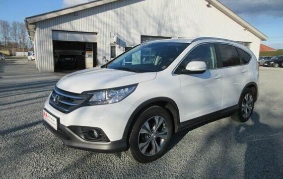 Honda CR-V 2,0 i-VTEC Lifestyle 4WD Van