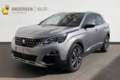 Peugeot 3008 1,5 BlueHDi Allure LTD EAT8 AUT 130HK
