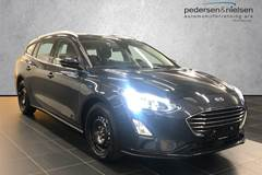 Ford Focus EcoBoost Hybrid Titanium 125HK Stc 6g