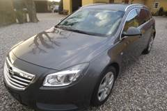 Opel Insignia 2,0 Person bil