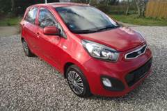 Kia Picanto 1,0 Person bil