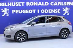 Citroën C4 1,6 BlueHDi 100 Millesime