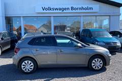 VW Polo 1,0 VW Polo Comfortline 1,0 TSI 95 HK 70 KW DSG