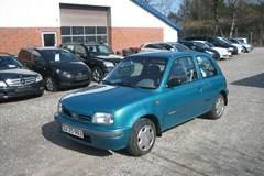 Nissan Micra 1,0 GX