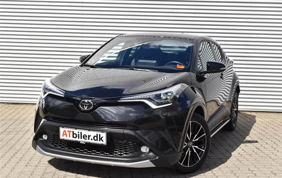 Toyota C-HR 1,2 T C-HIC LED - Sound  5d 6g