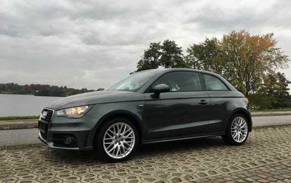 Audi A1 1,4 TFSi 185 Ambition S-line S-tr.
