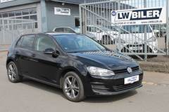 VW Golf VII 1,6 TDi 110 Edition 40 BMT